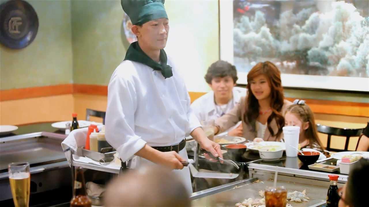 Tokyo Garden Japanese Restaurant Youtube