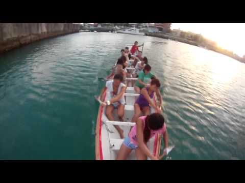 Okinawa Surfing Association Women's Ha-ri