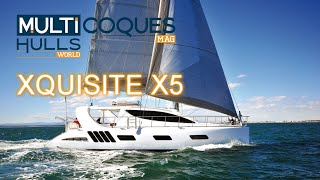 Boat review onboard Xquisite Yachts, X5 catamaran