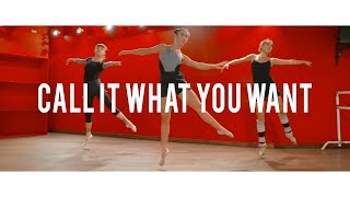 Taylor Swift - Call It What You Want | Choreography With Laura Quinn
