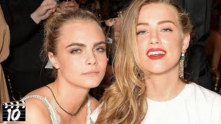 Top 10 Celebrity Hookups You Never Knew About - Part 2