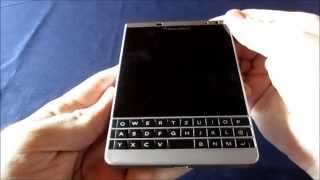 BlackBerry Passport Silver Edition Review