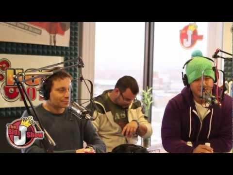 The Big J Show - Chris Kattan Interview