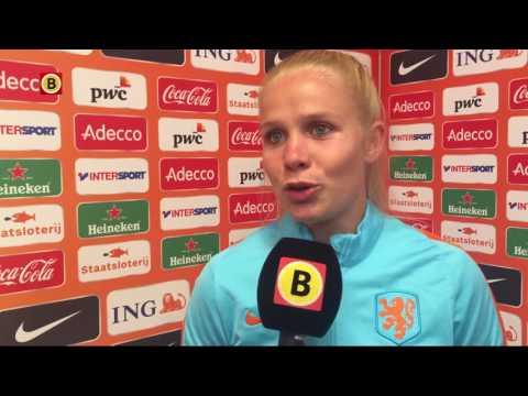 In Boxmeer zijn ze klaar voor de kwartfinale van de Oranjeleeuwinnen