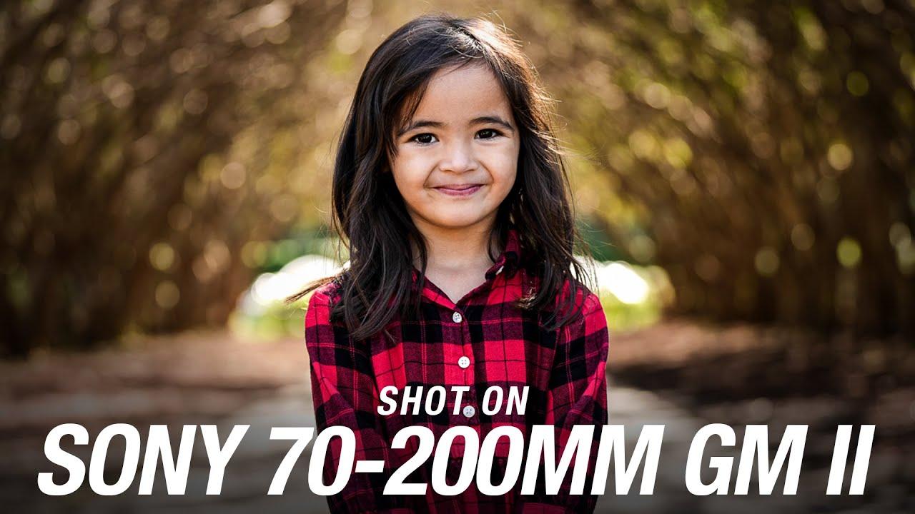 Sony 70-200mm F2.8 GM II Review - NEW STABILIZATION WORTH IT!?