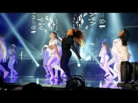 Janet Jackson's #SOTW tour! BURN it up, Nasty, Feedback, Miss u Much-Toledo!