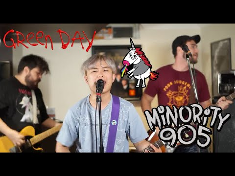 Download Green Day - Father of All... Cover by Minority 905 Mp4 baru
