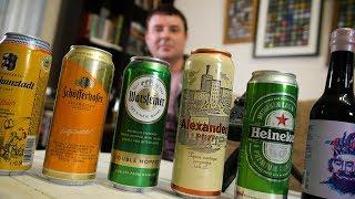 ТБП(18+): Подборка пива (Константин ака Костян)