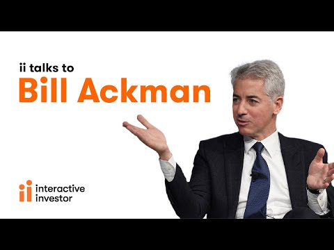 What Bill Ackman thinks will happen to stocks in 2021