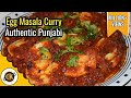 Egg Curry (Anda Curry) Authentic Punjabi Style Recipe by Chawlas Kitchen.com Epsd. 102