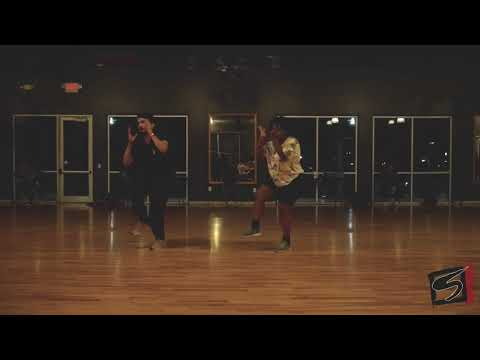 Nando and Holly's Class Choreography H.E.R - Lights On Remix