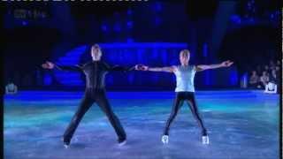(HD) Jayne Torvill & Christopher Dean - Feeling Good (week 11 DOI7)