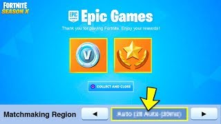 Fortnite Sent FREE GIFTS TO RANDOM PLAYERS! (Free Rewards)