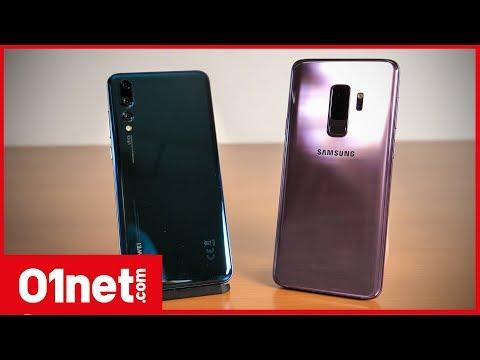 Huawei ou Samsung, qui est le champion de la photo ?- P20 Pro vs Galaxy S9 Plus