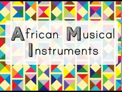 African Musical Instruments Campaign