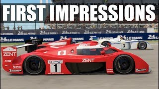 Project Cars 2 - First Impressions As A Sim Racer