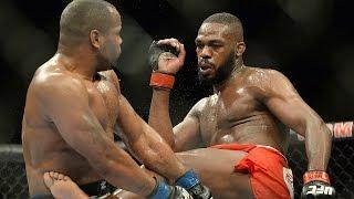 Jon Jones retains title vs. Daniel Cormier  | UFC 182