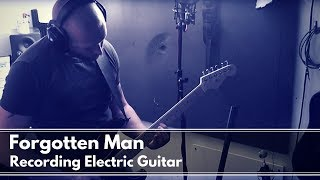How to record a guitar solo Single In A Shed