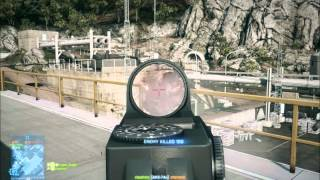 nade on the roof (battlefield 3)