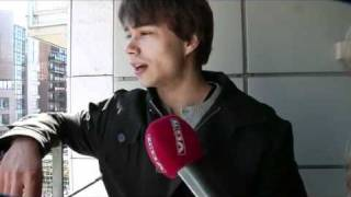 Alexander Rybak - BEHIND THE ADVENTURE parts2
