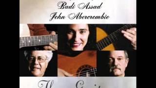 Badi Assad, John Abercrombie, Larry Coryell - Descending Grace (Official Audio)