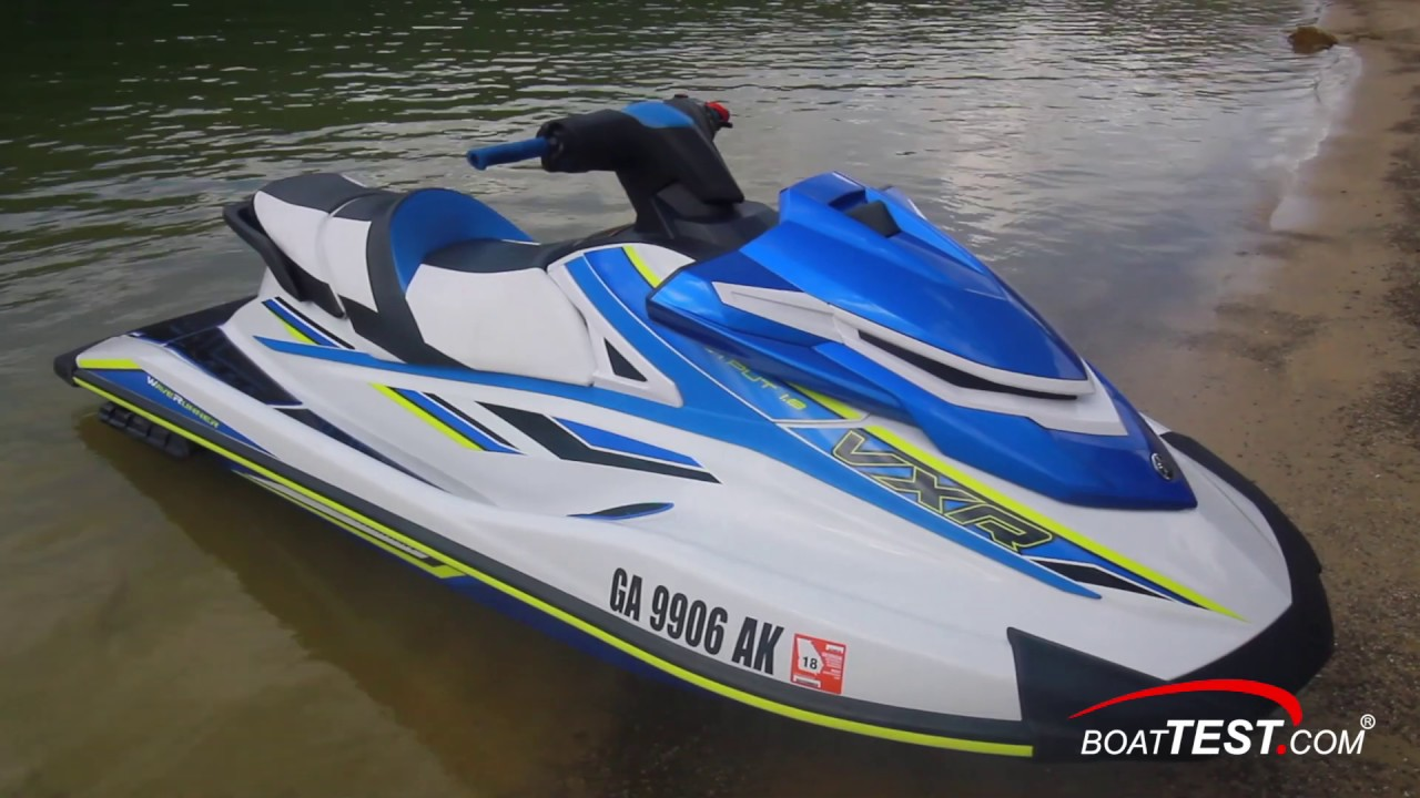 Yamaha VXR (2019-) Test Video - By BoatTEST com