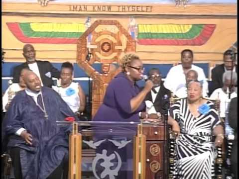 Rev. Dr. Anika Wilson-Brown, Union Temple Baptist Church