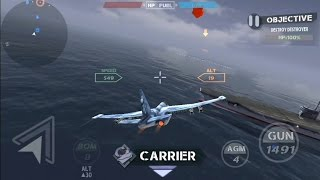 Gambar cover FROM THE SEA (by MASILGAMES) - action game for android and iOS - gameplay.