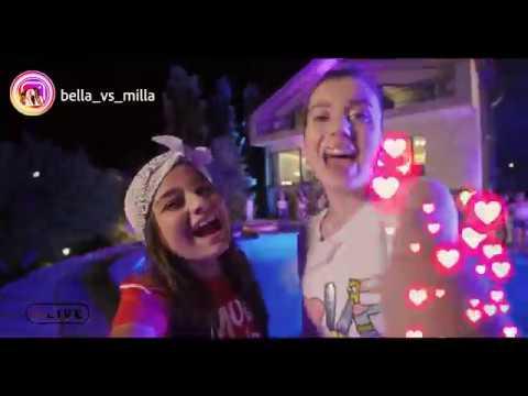 Bella vs Milla - Gnum enq ur (2019)