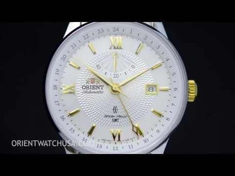 Orient FDJ02001W0 DJ02001W Constellation Dress Watch