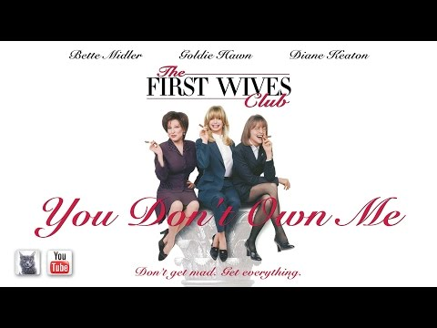 YOU DON'T OWN ME / THE FIRST WIVES CLUB / 1996 HQ