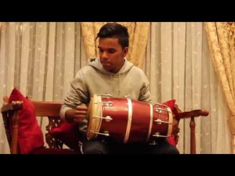 Roneel Chand: Sajde Dholak Cover