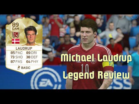 FIFA 16 - Michael Laudrup - Legend Review
