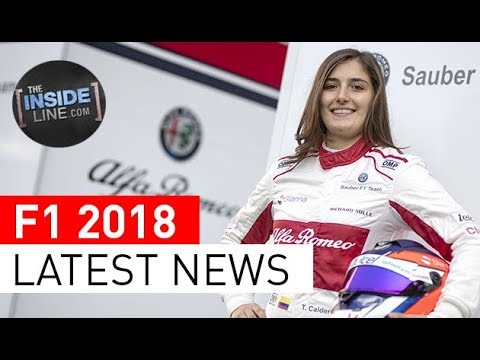 WEEKLY FORMULA 1 NEWS (30 OCTOBER 2018)
