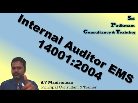 internal-auditor-environmental-management-system-14001:2004-training-program