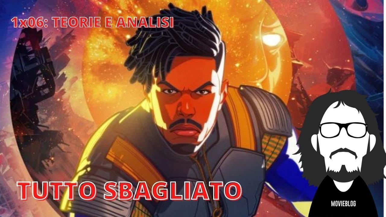 Download WAT IF 1X06: STAVOLTA PER ME E' NO