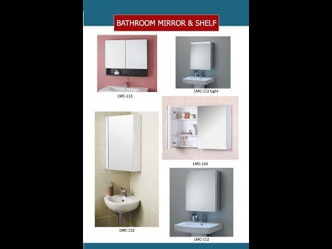 mirror shelfmirror cabinet mirror wholesale in kerala call91 9847806699 - Bathroom Cabinets Kerala