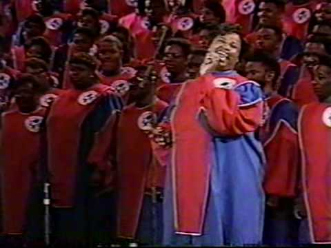 "Mississippi Mass Choir ""Star Spangled Banner"""