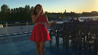 Koko Karina- Superwoman (Alicia Keys cover)
