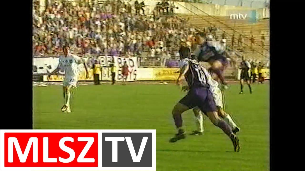 Békéscsaba-Zalaegerszeg | 1-1 | 2003. 06. 01 | MLSZ TV Archív