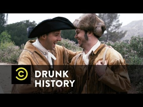 Drunk History - Lewis and Clark
