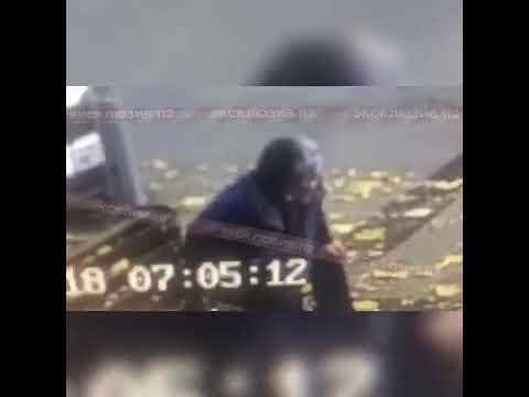 Смотреть Убийство в Москве попало в кадры. 20.10.2018 онлайн