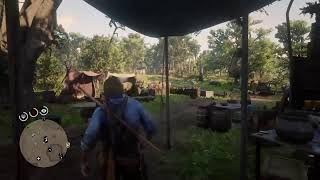 Red dead redemption 2 PS4 Валяем дурака
