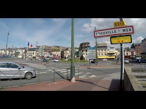 Deauville - Trouville - Ultra-HD-4K