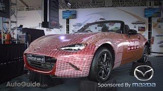 Millionth Mazda MX-5 Miata First Look - Sponsored By Mazda