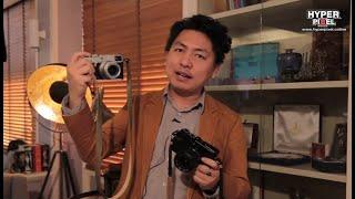 กล้องใหม่ ถ่ายได้ คล้ายกล้องฟิล์ม Fuji X Pro3 - Hyper Review EP. 82