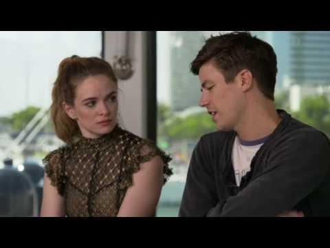 The Flash cast Q&A about Flash season 4
