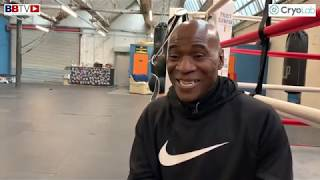 CARL THOMPSON ON S&C COACHING IN BOXING AND HOW HE TRAINED FOR FIGHTS
