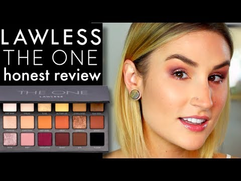 """LAWLESS """"THE ONE"""" EYESHADOW PALETTE 