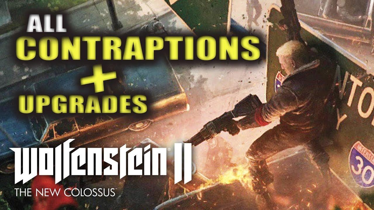 Wolfenstein 2 Subway Map.Wolfenstein 2 The New Colossus Cheats Codes Cheat Codes